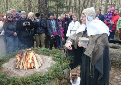 Jorės šventė Punske