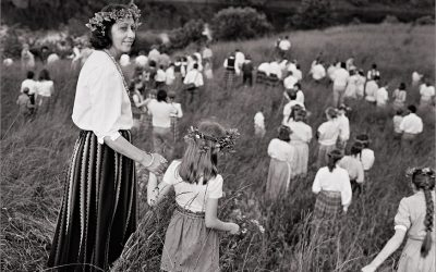 Rasos šventė Kernavėje