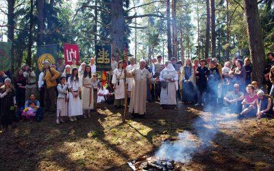 Jorės šventė Molėtų krašto muziejaus Etnografinėje sodyboje