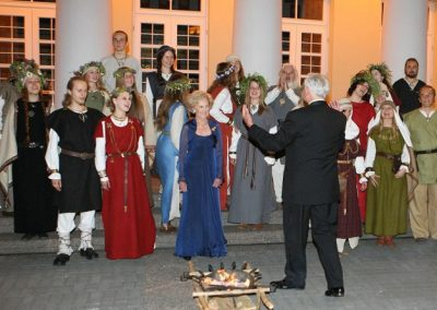 Kūlgrinda Lietuvos Respublikos prezidentūroje