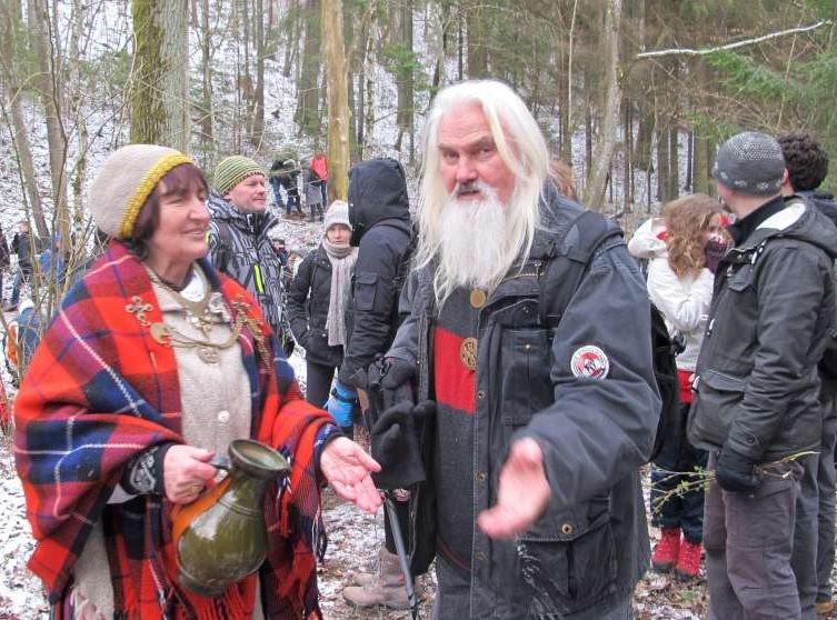 Pavasario lygiadienio žygis Pūčkorių apylinkėmis
